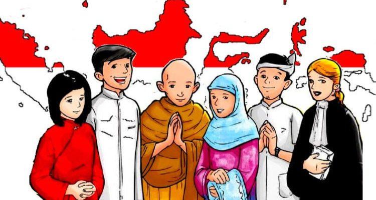 6 Agama Yang Telah Diakui Secara Hukum di Indonesia