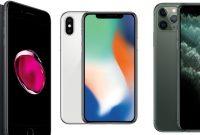 iPhone 7 iPhone XS iPhone 11